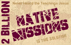 Sponsor a Native Missionary
